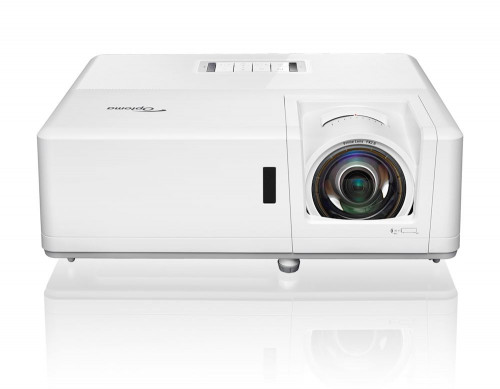 Optoma ZH406ST videoproyector Proyector instalado en techo / pared 4200 lúmenes ANSI DLP 1080p (1920x1080) 3D Blanco