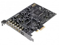 Creative Labs Sound Blaster Audigy Rx Interno 7.1 canales PCI-E